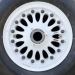 27350-107 Bombardier Global Express wheel