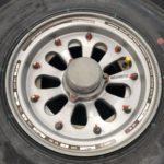 3-1461-1 Piaggio Avanti wheel