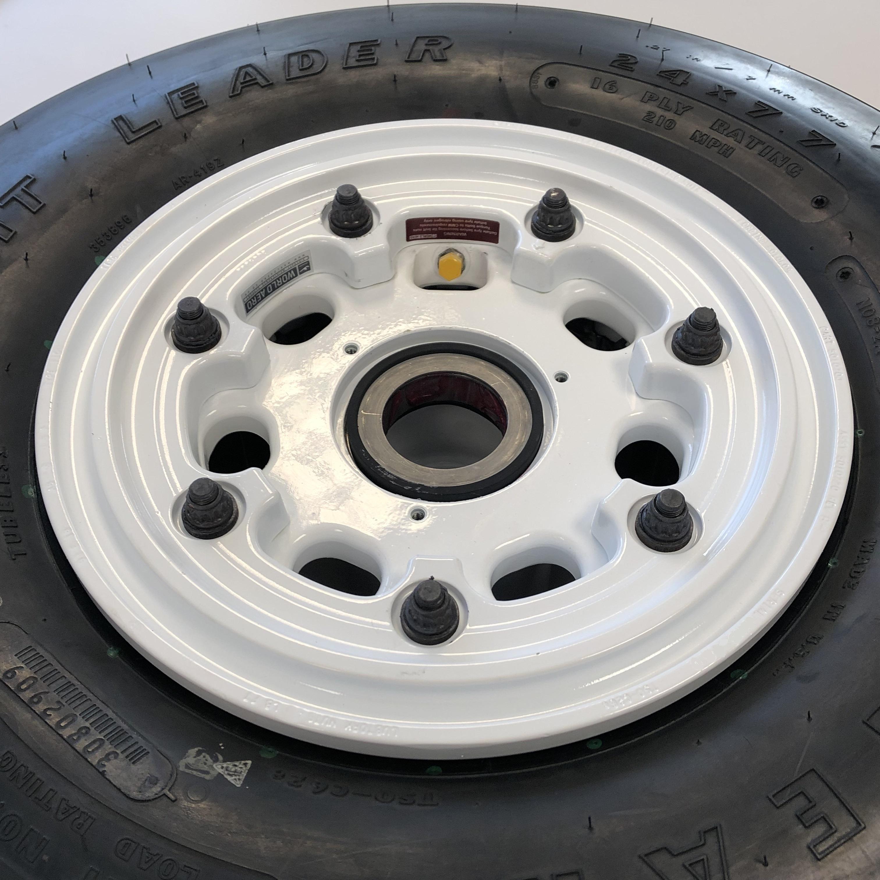 5010720 Nextant Aerospace 400XT wheel
