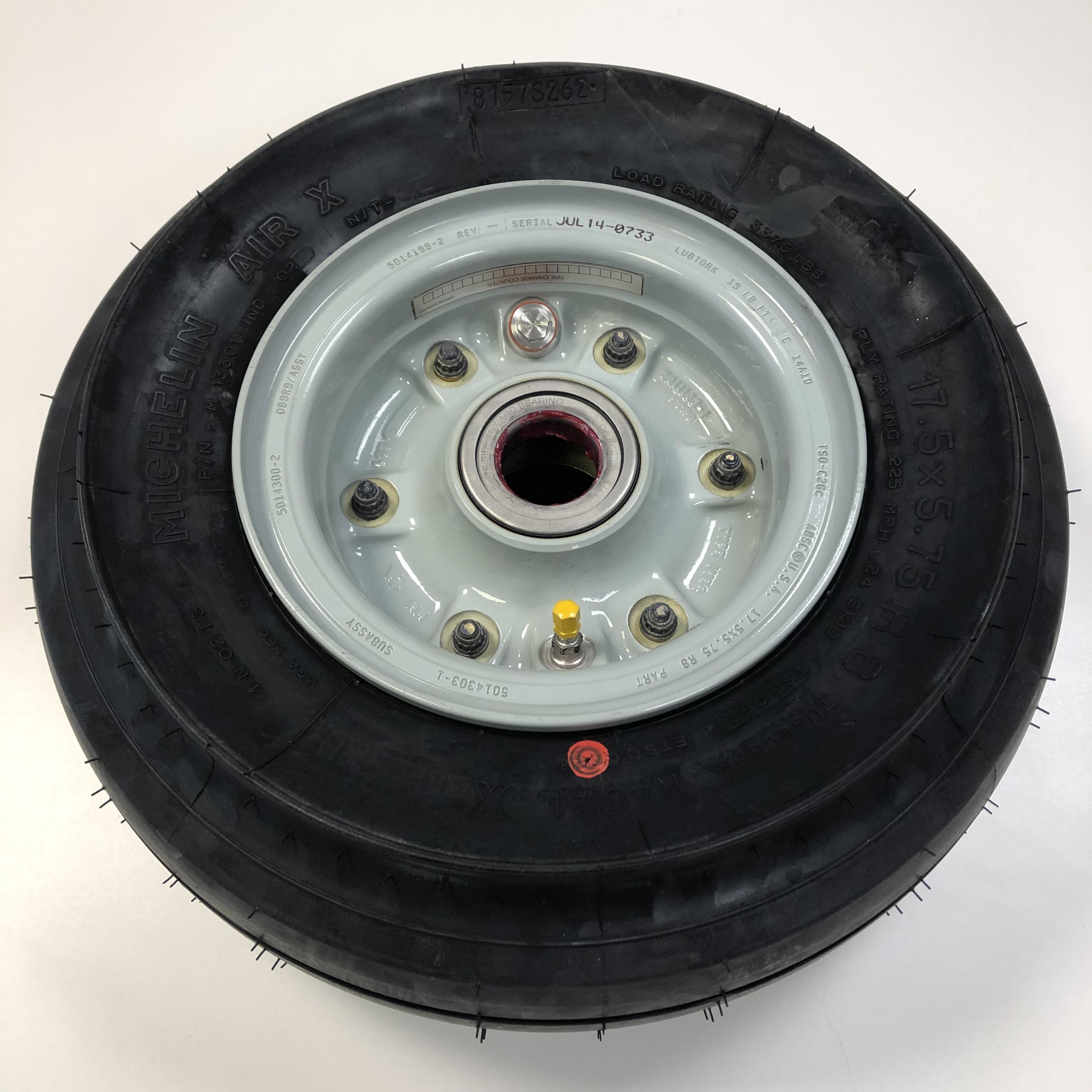 5014199 Dassault Falcon wheel