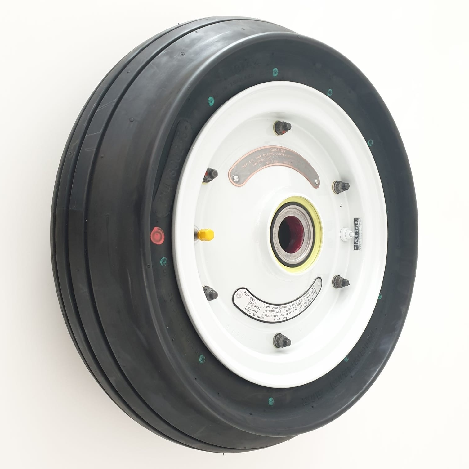 6242050-10 Cessna 560XL nose wheel and tyre tire
