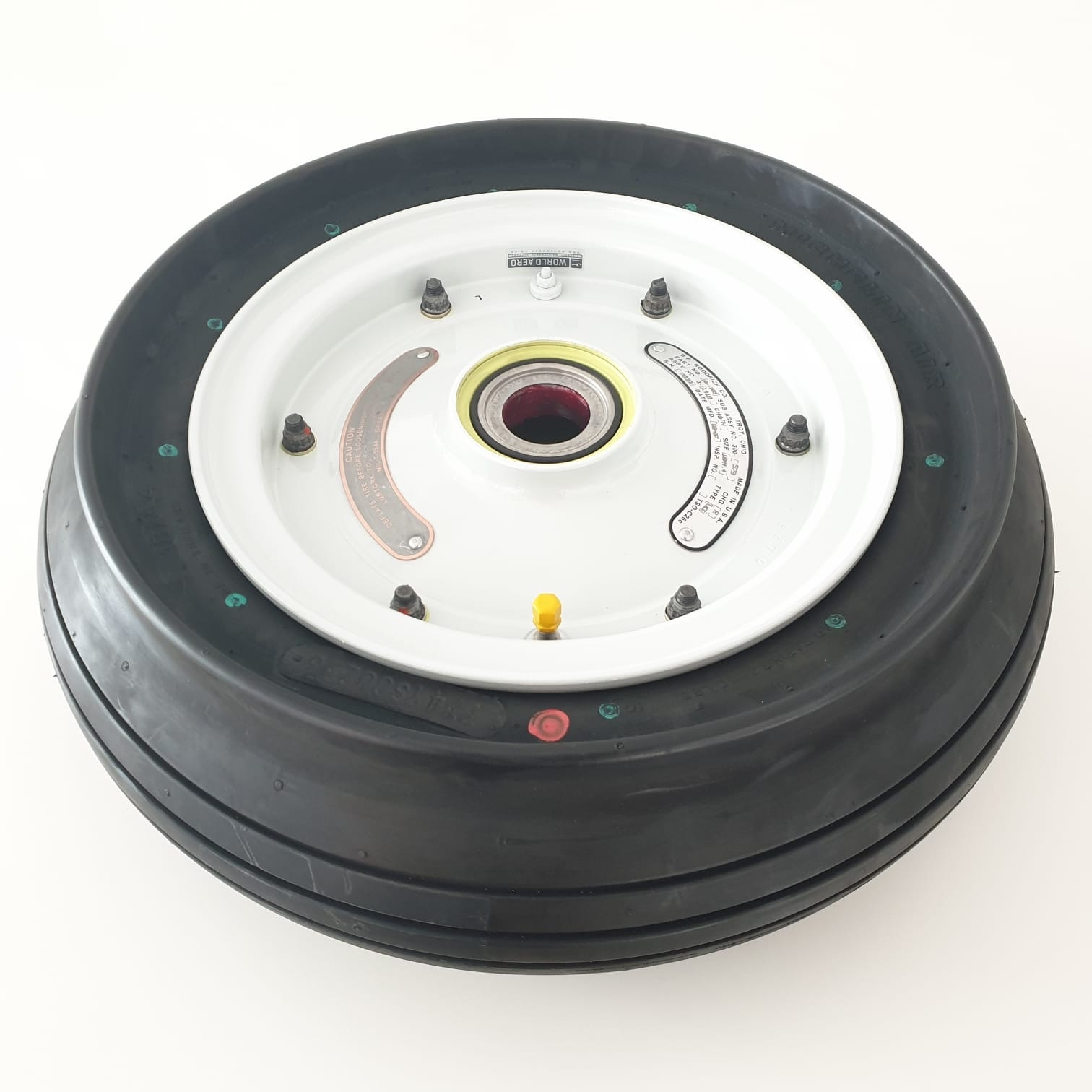 9914069-5 Cessna 560XL nose wheel