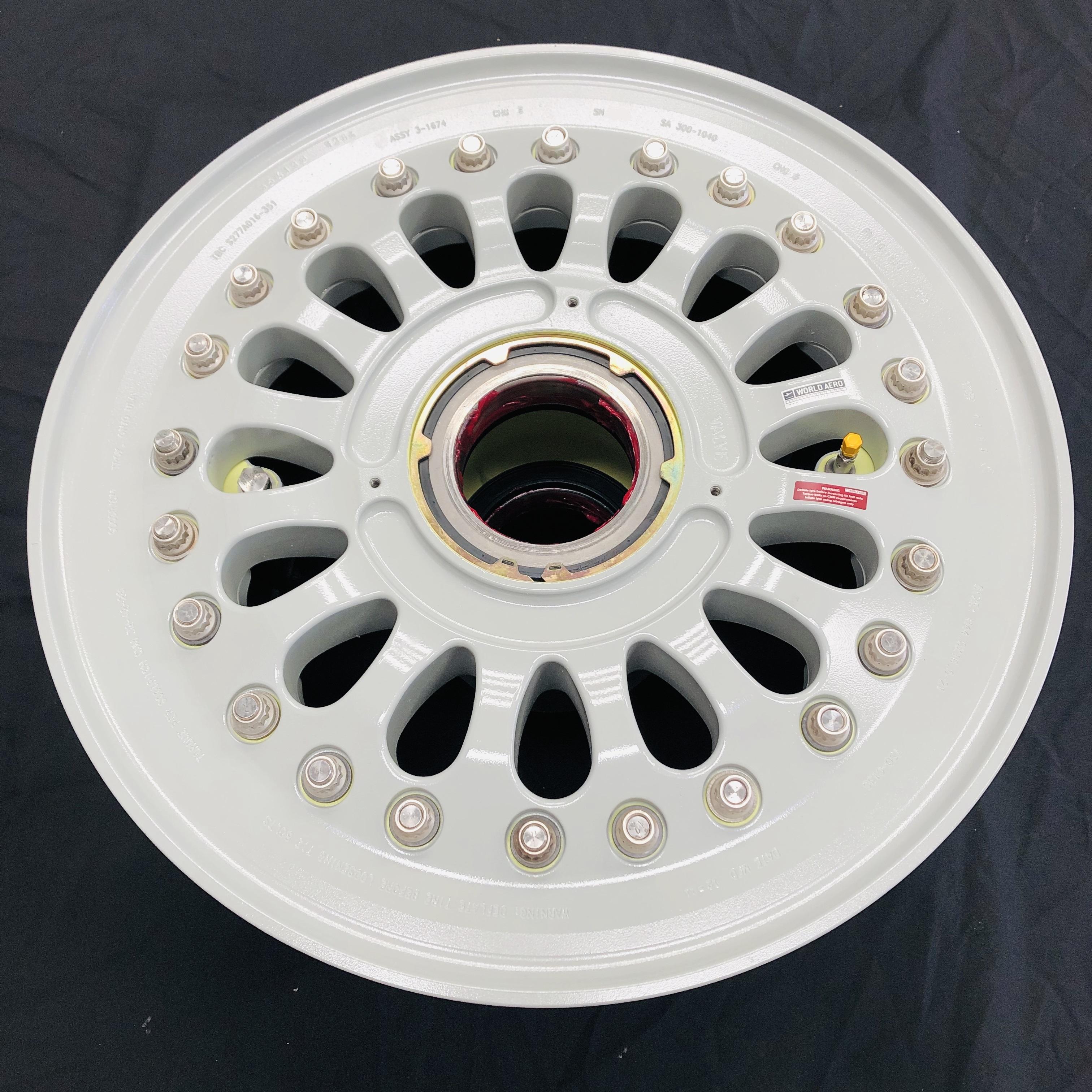 S277A016-351 Boeing 737NG 737MAX main wheel