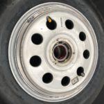 c20545100 Dassault Falcon wheel