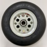 3G3240A07531 Leonardo AgustaWestland AW139 helicopter main wheel and tyre assembly