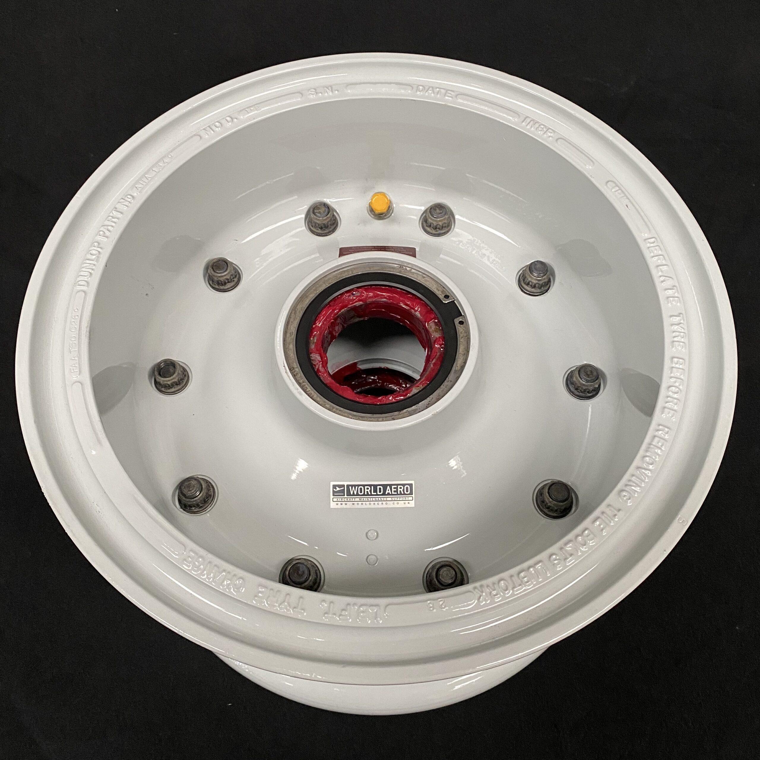 AHA1349 BAe146 Avro RJ nose wheel