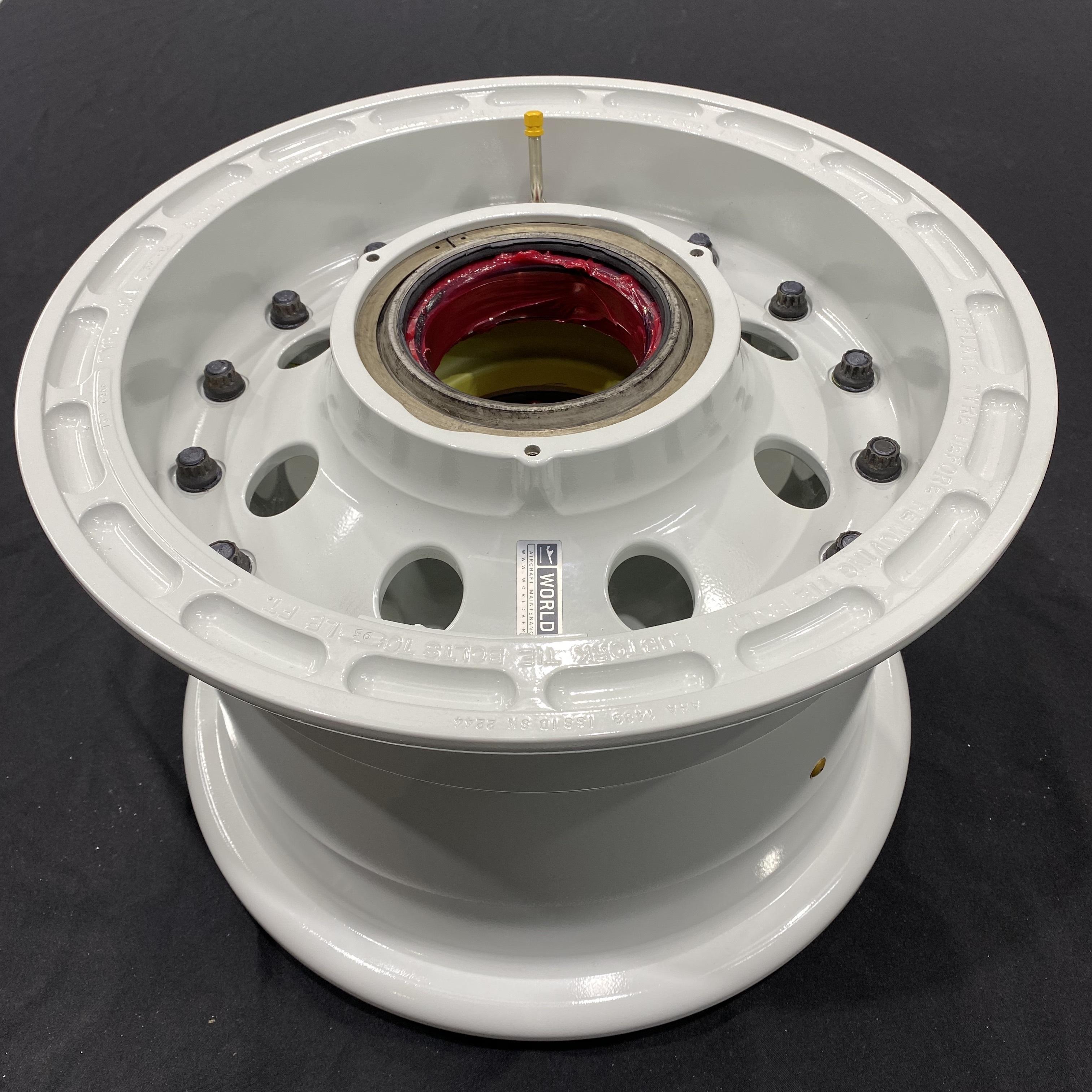 AHA2218 BAe146 Avro RJ main wheel