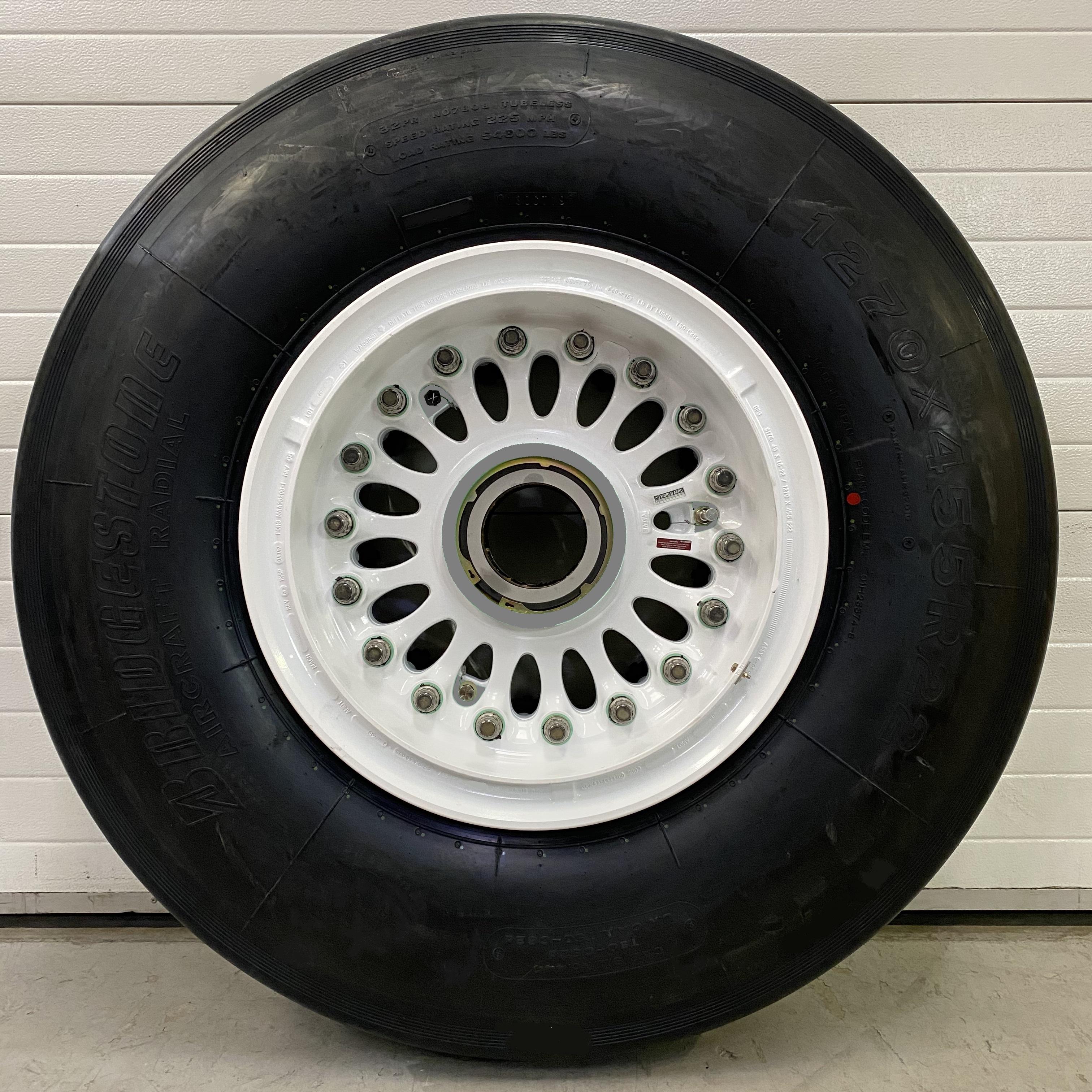 C20500000 A321 main wheel