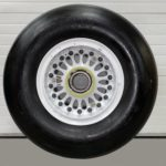 168U0100-52 Boeing 747-400 wheel & tire