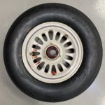 60P3242101A003 Gulfstream 650 650ER main wheel