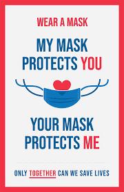 Wear a mask image